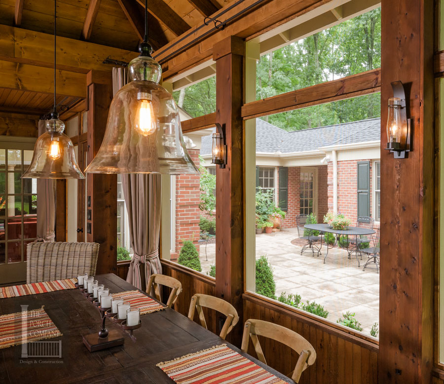 Great Screened Porches