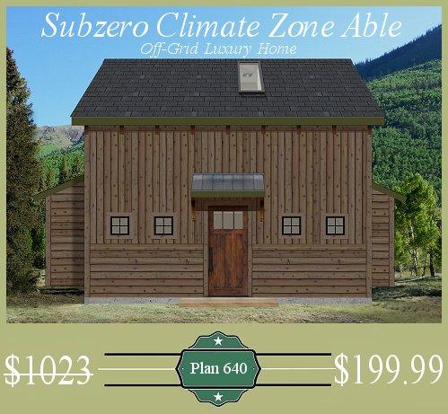 leed house plans, energy efficient house plans, zero energy house plans, arctic house plans, extreme temperate house plans